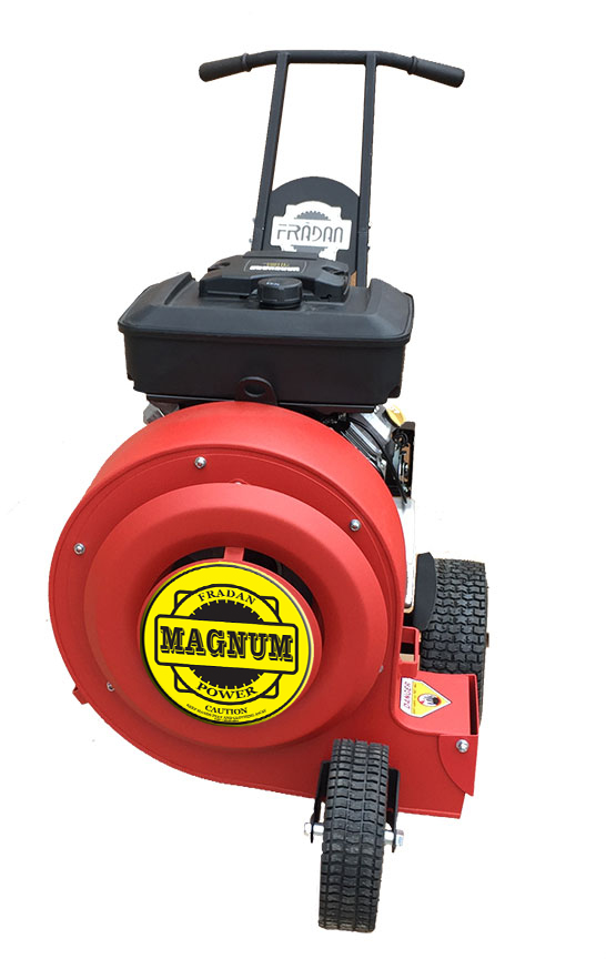 Fradan 18hp Vanguard Push Blower  U2013 Bedford Lawn Mowers